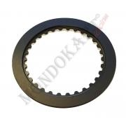 Disco frizione liscio acciaio Mx125 Maxter MXO MXS MXS2