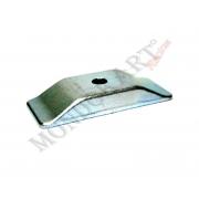 Lower Bracket UNIVERSAL Stainless, MONDOKART, Frame Easykart