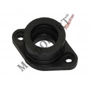 Intake manifold rubber BABY (60cc), MONDOKART