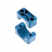 Couple Nylon brackets support Battery Vortex