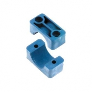 Couple Nylon brackets support Battery Vortex, MONDOKART