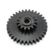 Komplette Wasserpumpe Getriebe mit Vortex Käfig, MONDOKART