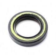 Oil Seal FPJ 25x38x7 Double Teflon lip, MONDOKART, Crankcase