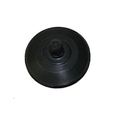Plastic Head exhaust valve Vortex, MONDOKART, Cylinder & Head