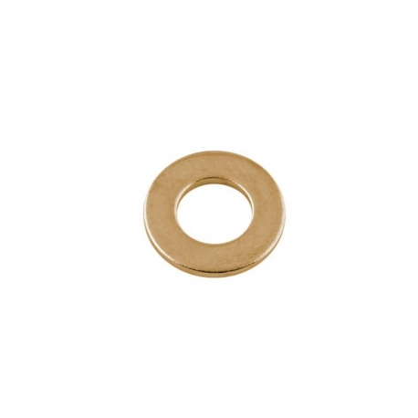 Rondelle en cuivre pour le corps d'aiguille Ibea, MONDOKART