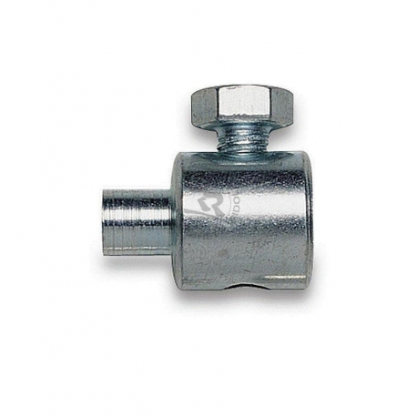 Clamp Lateral Screw gas throttle cable, mondokart, kart, kart