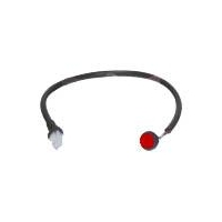Red button ignition cable with Mini / Baby 60cc