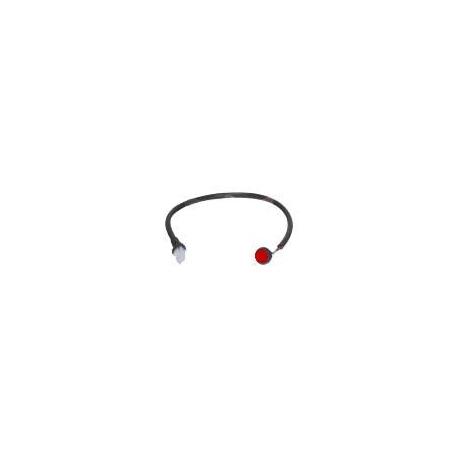 Pulsante rosso accesione con cavo Mini / Baby 60cc, MONDOKART