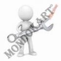 Suspensión total y control general del chasis, MONDOKART, kart