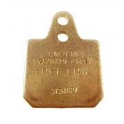 Brake pad Birel 40x38 SYNT, mondokart, kart, kart store