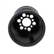 Cerchio anteriore (singolo) DF 130mm HQ Freeline BirelArt Nero