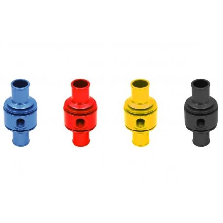 Raccordo anodizzato colorato sonda temperatura acqua