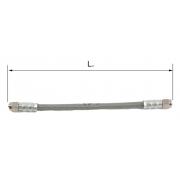 Tubo freno universale (8mm) Inox + Pvc, MONDOKART, Tubi Freno