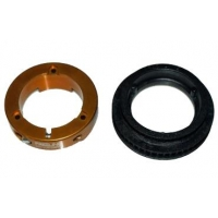 Toothed Freeline Water Pulley 50mm