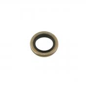 Joint aluminium / caoutchouc M5 5 mm (purge de frein)
