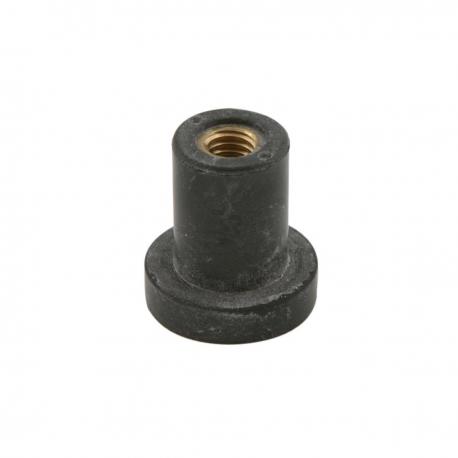 Pressure cap D 12.5mm M6 rubber, mondokart, kart, kart store