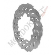 Brake disc 180mm CRG New Age, MONDOKART, Brake Discs Generic