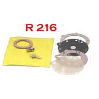 Kit revisione carburatore HB27 valvola 2,3 Iame X30
