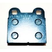 Pad rear brake 56x15 BirelArt, MONDOKART, Parts Caliper R-i38x2