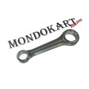 Conrod interax 104mm (20mm crank pin - 15mm piston pin) -