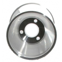 Rear Aluminum Rim plein 140mm ALS