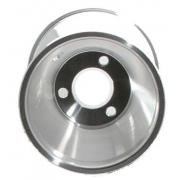 Cerchio posteriore alluminio senza razze 140mm ALS, MONDOKART