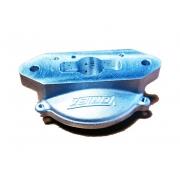 Carter valve echappement Vortex DVS DVS, MONDOKART, kart, go