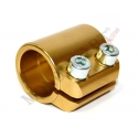 AL cylindrical clamp 30 mm OTK TonyKart, mondokart, kart, kart