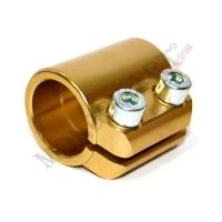 Bride Aluminium cylindrique 28 mm OTK TonyKart