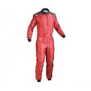 Suit OMP KS-4 Red PROMO!!, MONDOKART, Kart Suits