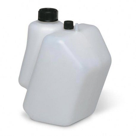 Tank 3 liters interlocking with tube, mondokart, kart, kart