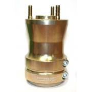 "Radstern Hinten ""US Typ"" rear 115mm Magnesium 50 / 115-8"