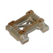 Engine Mount inclined X30 - OK - KF - 60cc, MONDOKART, Engine