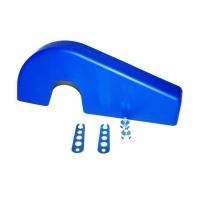 Paracatena Protezione Catena Blu Top-Kart Completo