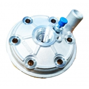 Head for pistons with a C-ring for DVS Vortex 125cc, mondokart