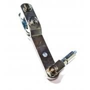 Levier pompe frein double BirelArt complet, MONDOKART, kart, go