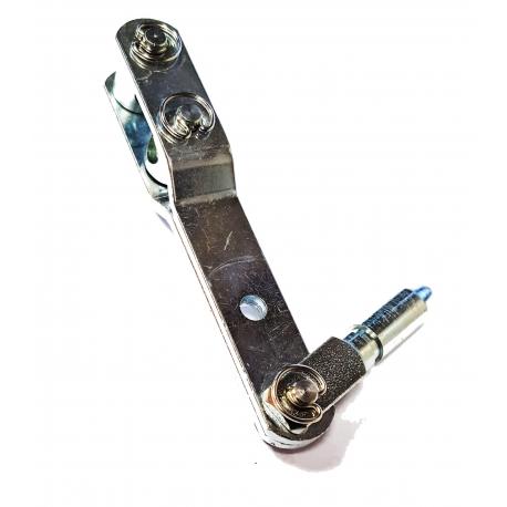 Brake pump lever double complete BirelArt, mondokart, kart
