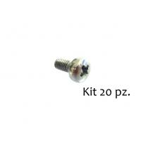 Kit 20 Schrauben Lamellen (Universal)