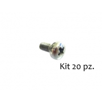 Kit 20 screws slats (Universal)