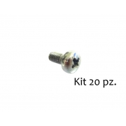Kit 20 screws slats (Universal), MONDOKART, Reeds & Reed Valves