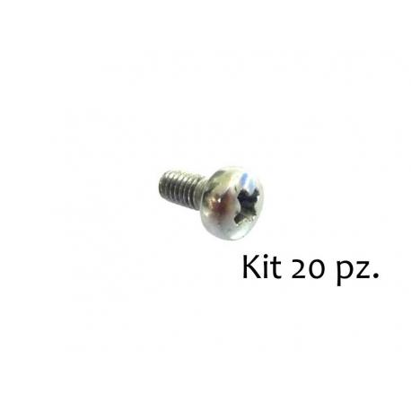 Kit 20 screws slats (Universal), mondokart, kart, kart store