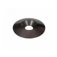 Kit 10 M8 rondelles plastique fraisée (34 x 8 mm) BLACK