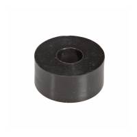 Kit 10 rubber washers M10 muffler heat-resistant cradle