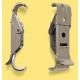 Coppia gancio a molla per fissaggio spoiler anteriore