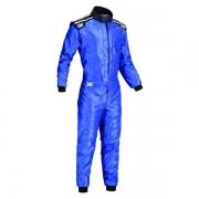 Suit OMP KS-4 Blue PROMO!!, MONDOKART, Kart Suits
