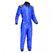 Suit OMP KS-4 Blue PROMO!!, MONDOKART, Kart Suits
