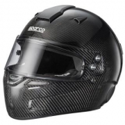 Sparco Helmet KF-7W Carbon Fiber, MONDOKART, Helmets Sparco
