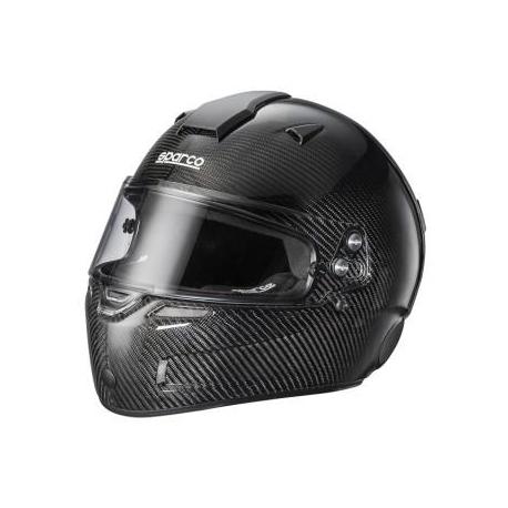 Sparco Helmet KF-7W Carbon Fiber, mondokart, kart, kart store