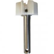 Water Pump Pivot complete Rotax, MONDOKART, Crankcase Rotax MAX