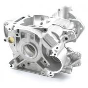 Coppia carter motore Rotax, MONDOKART, Basamento Rotax MAX
